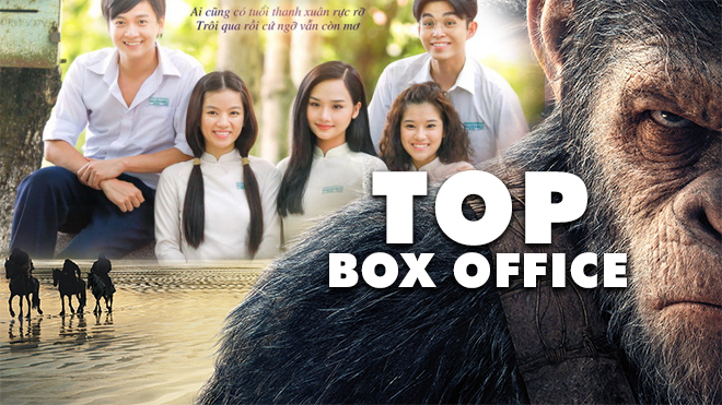 top-box-office,co-gai-den-tu-hom-qua,spider-man-homecoming,war-for-the-planet-of-the-apes,wukong