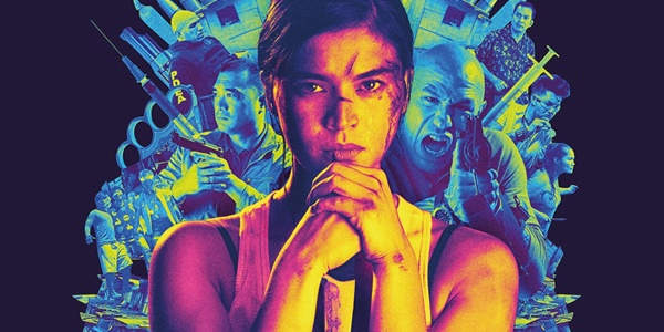 "Anne Curtis trong trong ""BuyBust""."